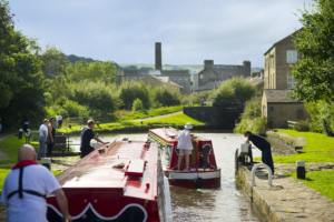 narrowboat holidays in Yorkshire with Shire Cruisers